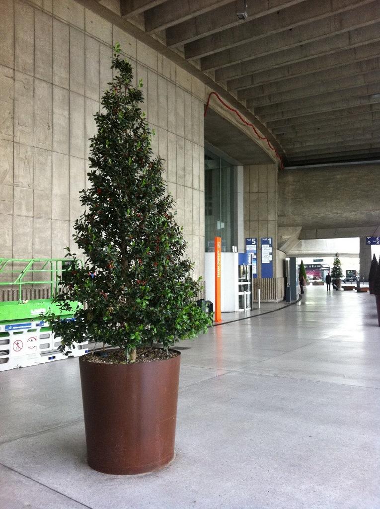 GEBEBAC Taxus Aeroport de paris (1)
