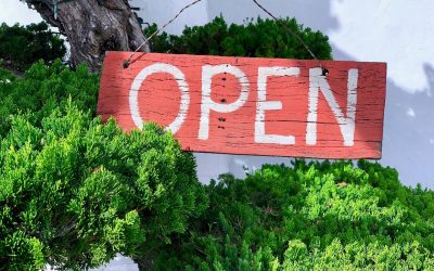 Nous restons ouverts!